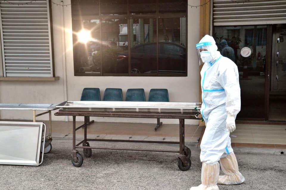 Simptom Susulan Covid (Long Covid): Krisis Kesihatan Awam yang Akan Datang | Code Blue