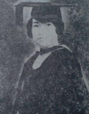 Margaret Lin Xavier, first female doctor in Thailand.