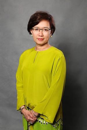 Adeeba Kamarulzaman, the first Asian to head the International AIDS Society.
